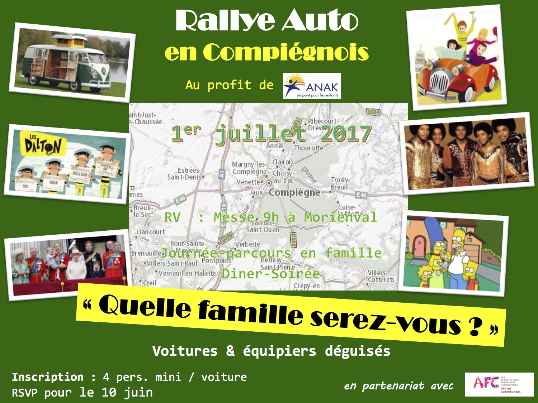 Rallye Auto Compiègne 2017 1